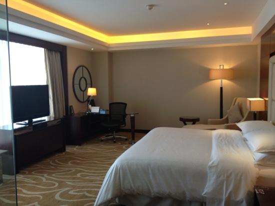 Sheraton Shanghai Hongkou Hotel: 豪华