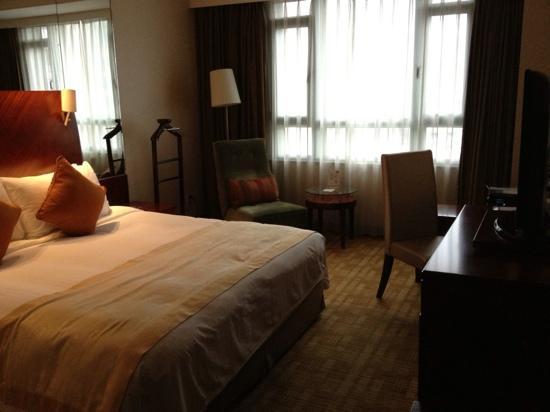 Merry Hotel Shanghai: 房间