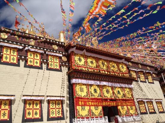 Sumtsaling Monastery: 雄伟