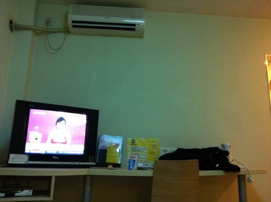 7 Days Inn (Shanghai Kongjiang Road):                   自主大床房