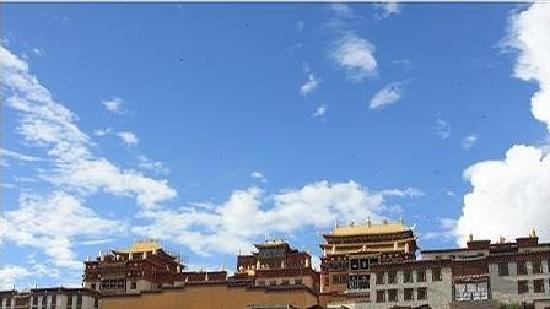 Sumtsaling Monastery: 松赞林寺