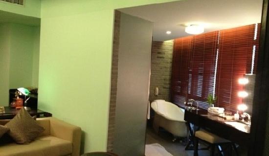 Gallery Suites: 联艺凯文公寓