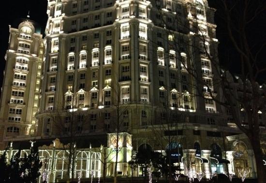 Legendale Hotel Beijing:                   美