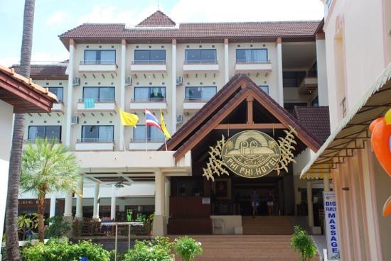 Phi Phi Hotel: 皮皮岛上经济实惠的选择