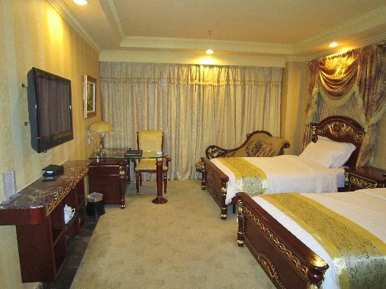 Manhattan Grand Hotel: 豪华商务标准间