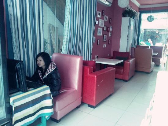Taste Xijie Hotel: 漂亮MM