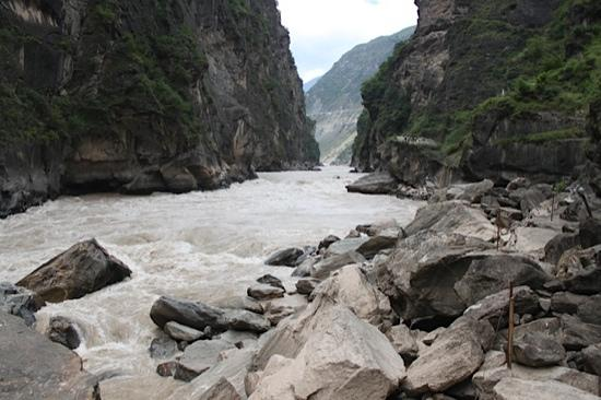 Tiger Leaping Gorge (Hutiao Xia) 사진