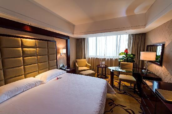 Lou Yuan Hotel: 豪华单间