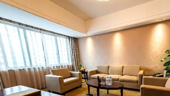 Lou Yuan Hotel: 豪华套间