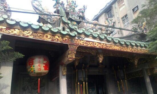 Mazu Palace: 汕头老妈宫