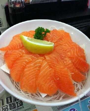 ChengTian Yu Shi Sushi (LiYing)
