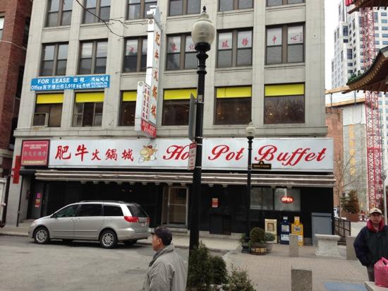 Hot Pot Buffet Boston Chinatown Restaurant Reviews Photos Phone Number Tripadvisor