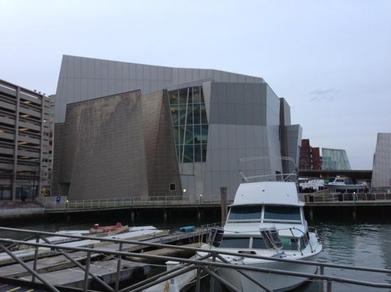 Simons IMAX Theatre at New England Aquarium