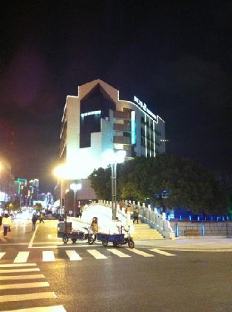 Jinjiang Inn Zhangjiagang Yangshe West Pedestrian Street: 酒店外景