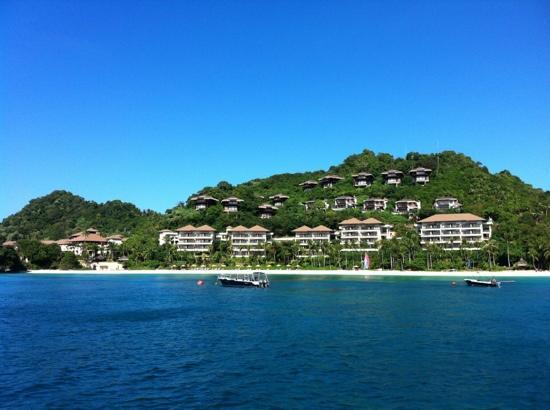 Shangri-La's Boracay Resort & Spa: Exterior