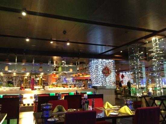 InterContinental Jinan City Center: 六楼西餐厅