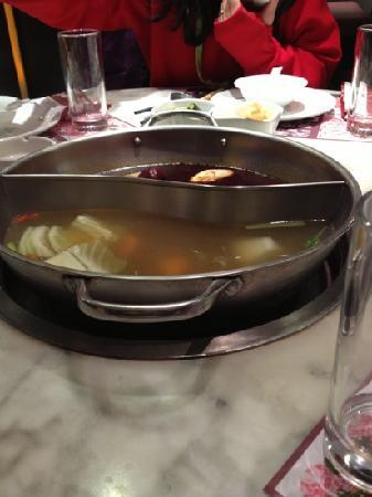 YiGe FeiNiu Hotpot Seafood Restaurant (JingAn)