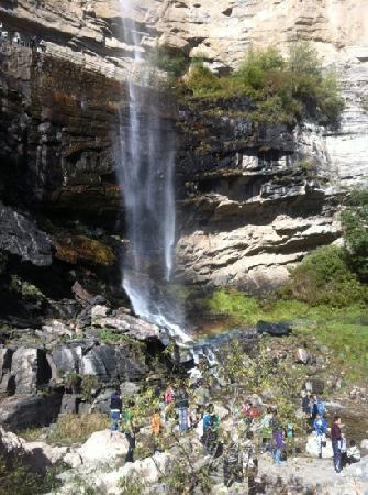 Tianqiao Waterfall : 天桥瀑布