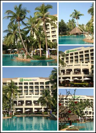 Holiday Inn Resort Sanya Bay : 酒店外观