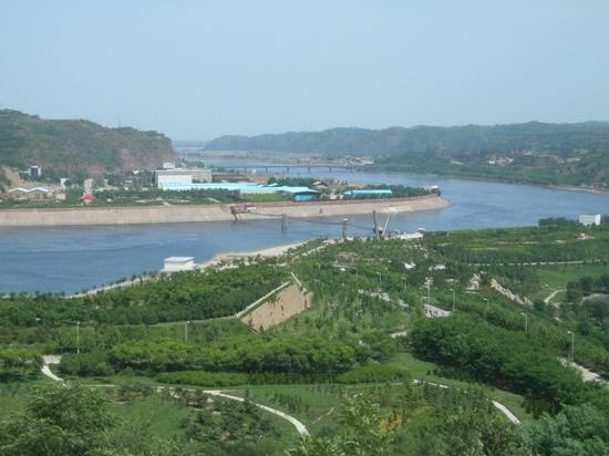 Yuanqu County, China: 小浪底