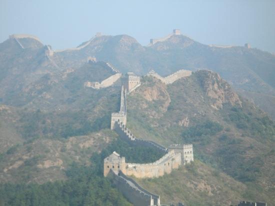 Jinshanling Great Wall: 金山岭
