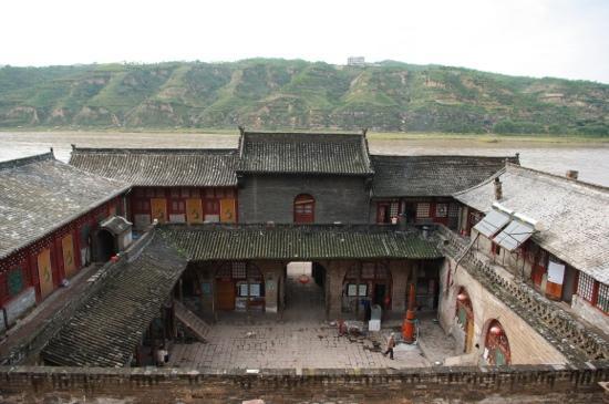 Qikou Scenic Area : 碛口