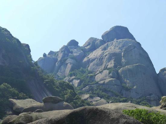 Wushan Mountain of Zhao'an