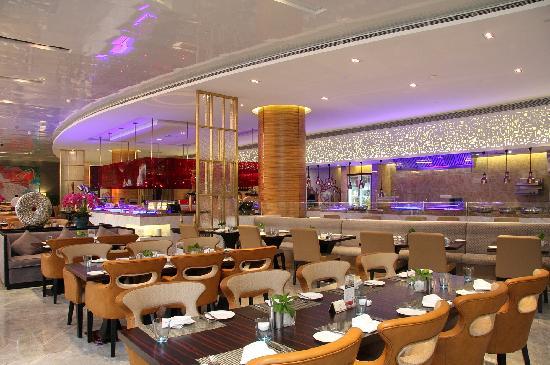 Ramada Pudong Airport Shanghai: 香榭丽西餐厅