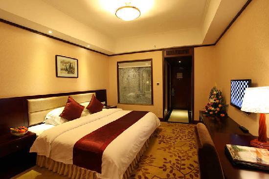 Jiali International Hotel: 豪华大床房