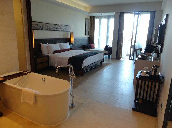 Doubletree Resort by Hilton Hotel Sanya Haitang Bay: fangjian