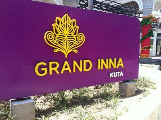 Inna Grand Bali Beach Hotel: grand Inna