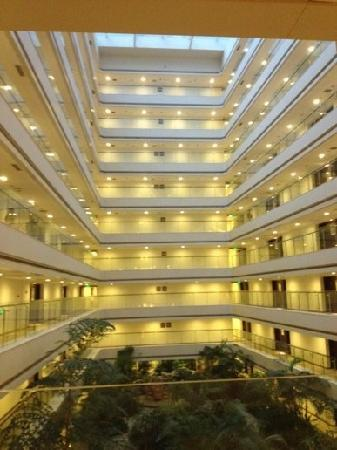 Joycity Hotel & Apartment: 大悦城酒店内部