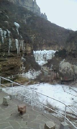 Linzhou Grand Canyon: 远山