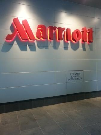 Melbourne Marriott Hotel: Marriott Melbourne