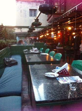 Parklane Hotel Restaurant:                                     parklane hotel