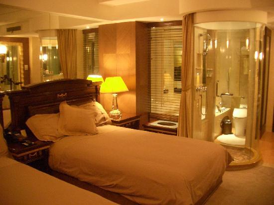 Hanjueyangming Hotel:                   客房