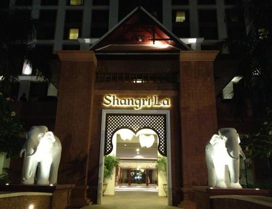 Shangri-La Hotel, Chiang Mai: 清迈香格里拉