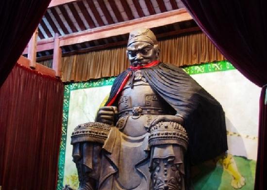 Zhanghuan Marquis Temple: 张桓侯庙
