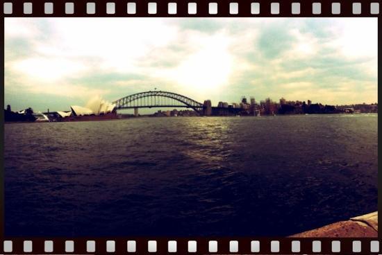 Port Jackson: 悉尼港