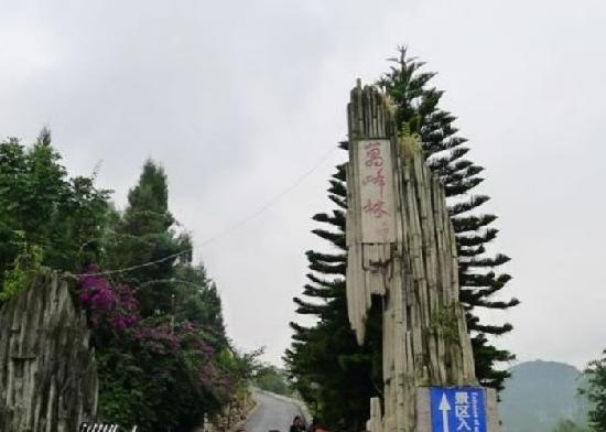 Wanfenglin Scenic Area: 万峰林