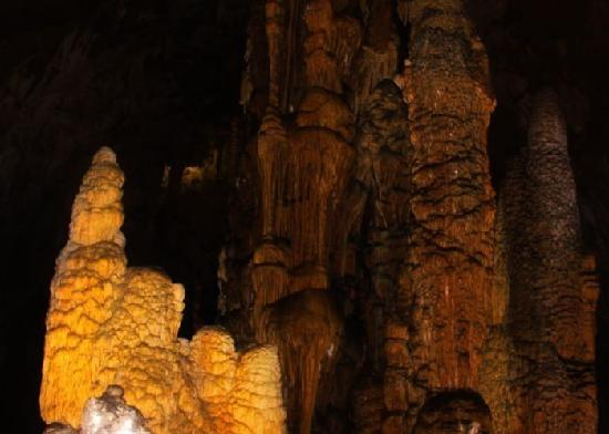 Wulong Furong Cave: 芙蓉洞