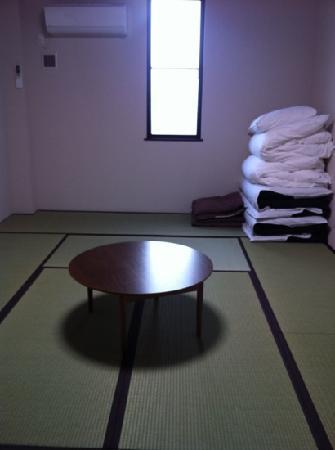 Guesthouse Iki: 大房间