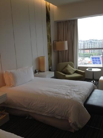 Radisson Blu Hotel Pudong Century Park: 装修简洁