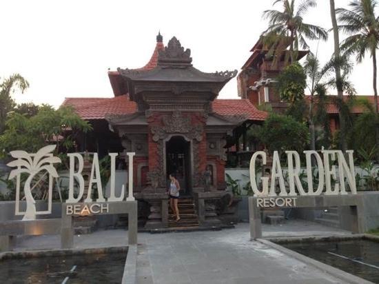 Bali Garden Beach Resort: BALI garden