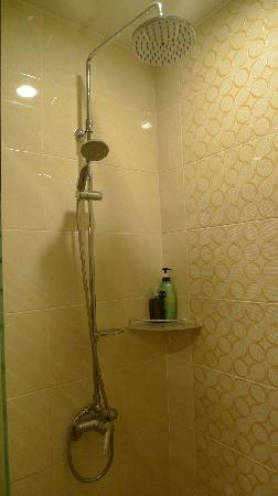 Jejueco Suites: bathroom