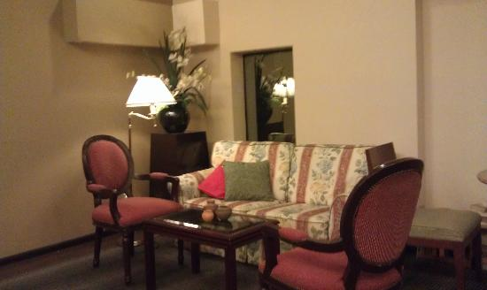 Hotel Eden54: 接待1