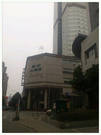 Green Land Hotel : 绿洲大酒店