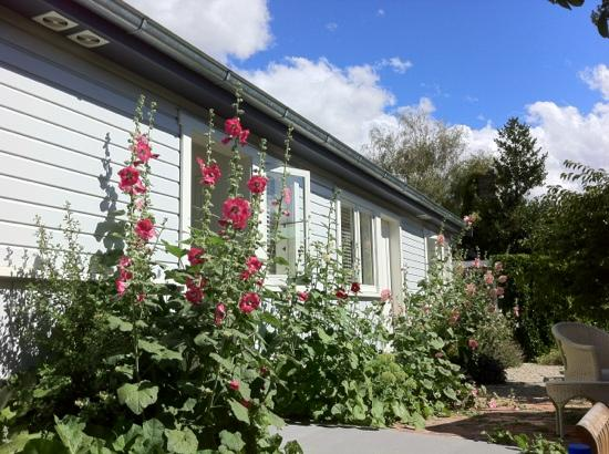 Olivers Central Otago: 花园