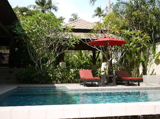 Kirikayan Luxury Pool Villas & Spa: 别墅内小泳池