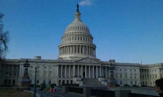 Bikram Yoga Capitol Hill: 国会山